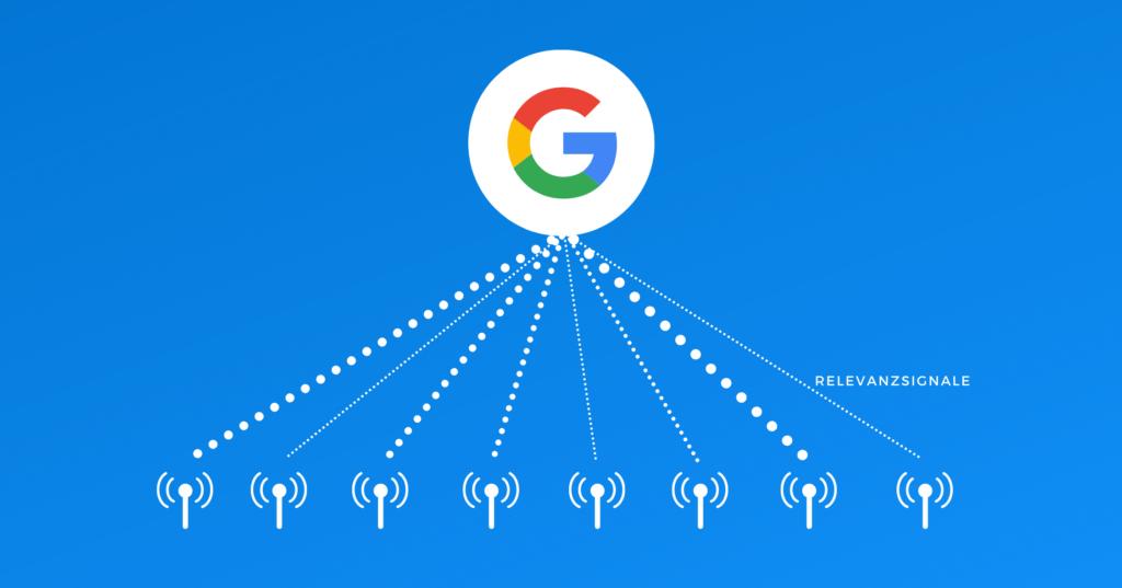 Relevanzsignale an Google übermitteln